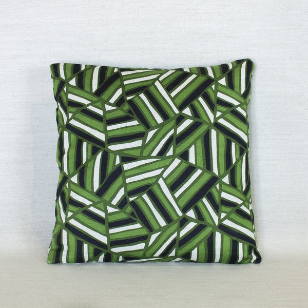 Green Mica Pillow - Large