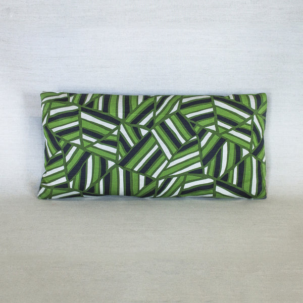 Green Mica Pillow - Bolster