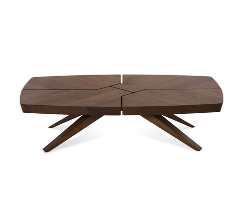 Munjoy Coffee Table, handcrafted in Maine