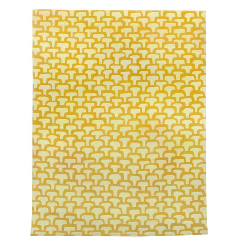 Sale - Betty area rug, honey colored (yellow)