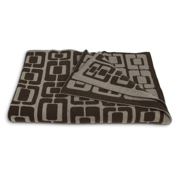 Munjoy Wool Throw