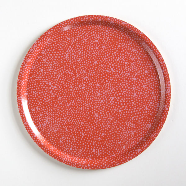 Round Serving Trays