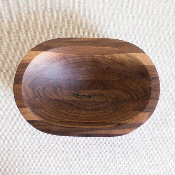 Oval Bowl