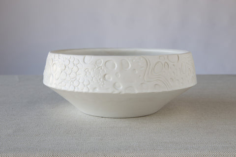Ceramic Stoneware Serving Bowl
