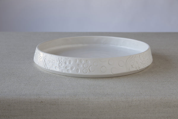 Ceramic Stoneware Serving Platter