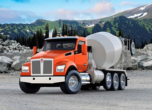 Kenworth Expands T880 with New Set-Forward Configuration