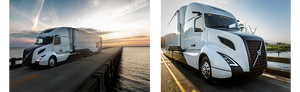 Volvo's High-Tech SuperTruck Exceeds Program's Freight Efficiency Goals