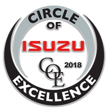 Circle of Excellence - Isuzu