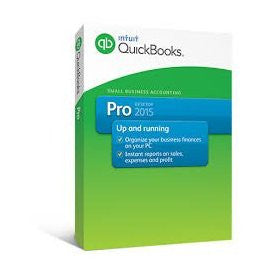 QuickBooks Pro 1 User - Download