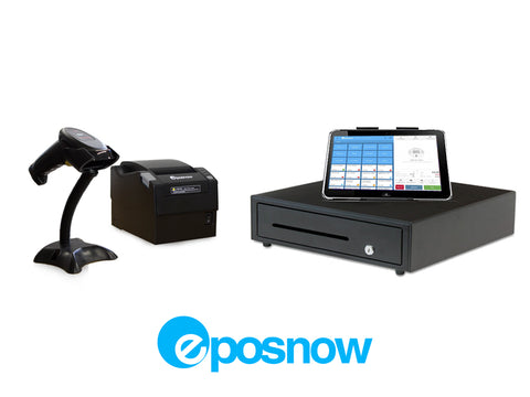 Cloud Retail Point of Sale Solution that includes EposNOW