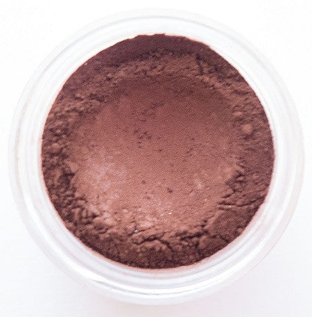 Deep Brown - Grace My Face Minerals