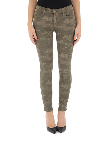J Brand - Ankle Mid Rise Skinny