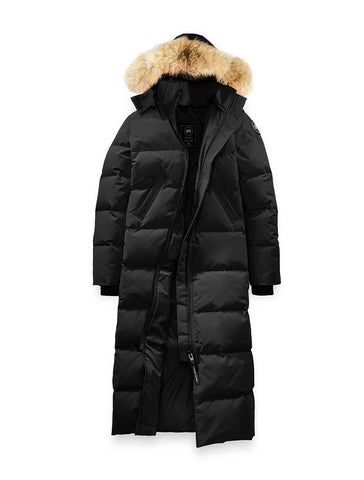 Mystique Black Label Parka- CANADA GOOSE