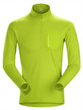 RHO LT ZIP NECK - ARCTERYX