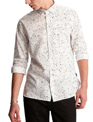 ROSS SLIM FIT SHIRT - JOHN VARVATOS