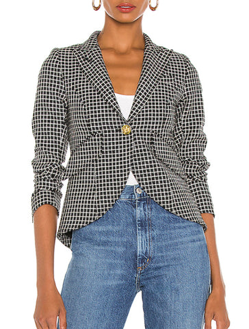 One Button Blazer - SMYTHE