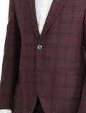 Soft Construction Checked Sport Jacket - DEBONAIR