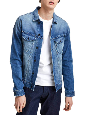 STRETCH DENIM JACKET - DENHAM