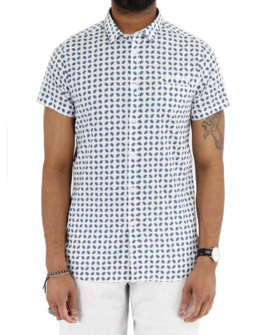 Poplin S/S Button Down - DSTREZZED