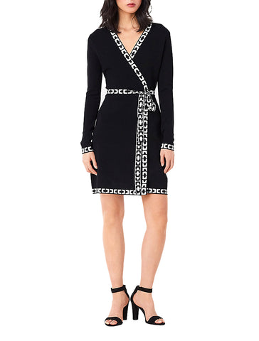 Perry Wrap Dress - Diane Von Furstenberg