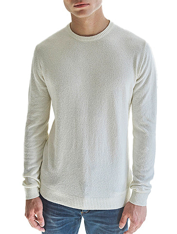 GORMLEY KNIT CREWNECK - GABBA