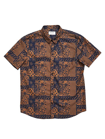 SHORT SLEEVE SPORT SHIRT - GABBA