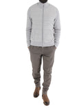 Wool Jacket with Eco-Padding - GRAN SASSO