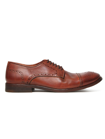 Davern Drum Dye Shoe - HUDSON SHOES