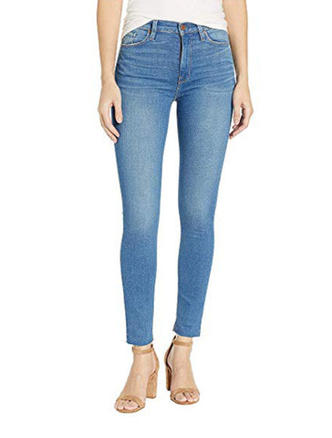 Barbara High Rise Super Skinny in Slyfox - HUDSON JEANS