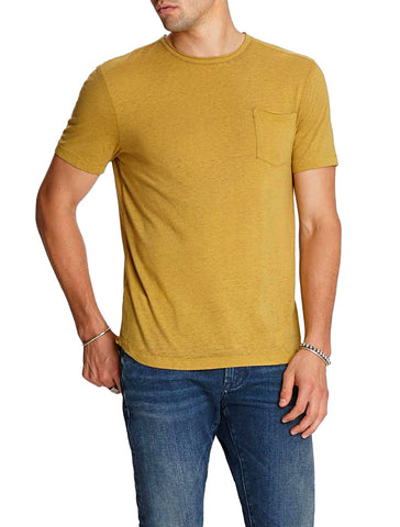 AMES BURNOUT TEE - JOHN VARVATOS