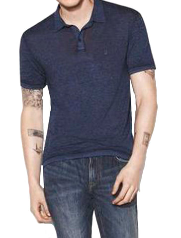 Peace Sign Polo Shirt - JOHN VARVATOS