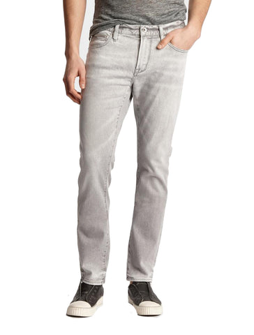 Wight Fit Zip Jean - JOHN VARVATOS