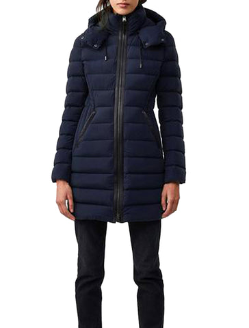Farren Light Down Coat W/ Hood - MACKAGE