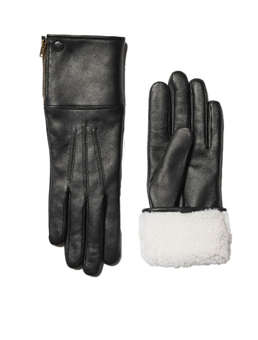 Leather Gloves - MACKAGE