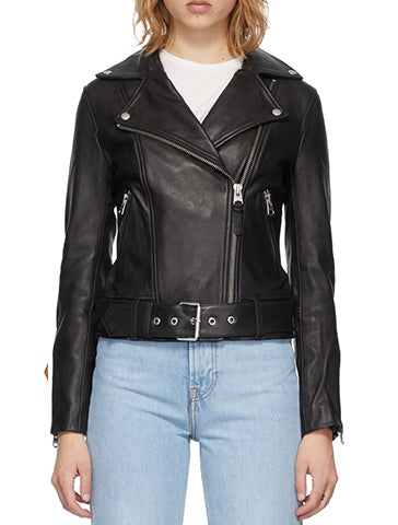Leather Jacket - MACKAGE