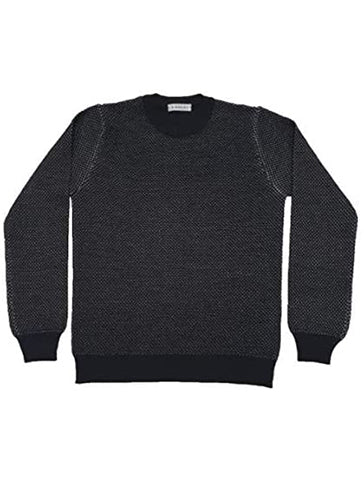 KNIT CREWNECK - MANUEL RITZ