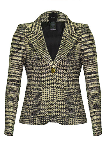 Patch Pocket Duchess Blazer - SMYTHE