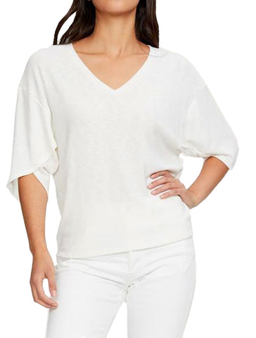 Jayden V Neck Top - MICHAEL STARS