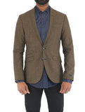 Nedvin 14bz Wool Blazer - TIGER OF SWEDEN