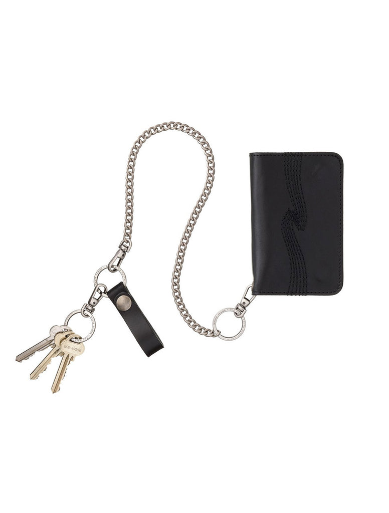 Alfredsson Chain Wallet - NUDIE