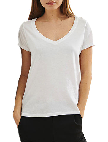 Classic Fit V-Neck - PATRICK ASSARAF