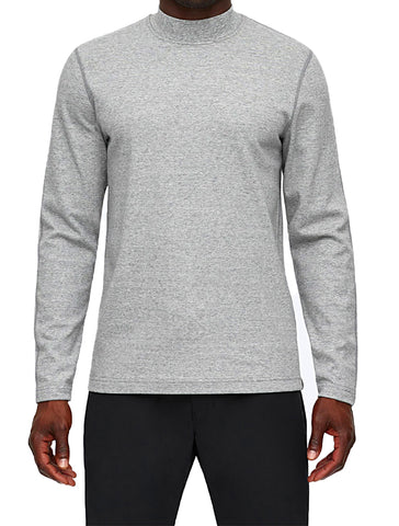 BRUSHED INTERLOCK CREWNECK - REIGNING CHAMP