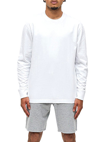 MID WEIGHT JERSEY CREW - REIGNING CHAMP