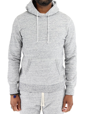 Side Zip Hoodie - REIGNING CHAMP