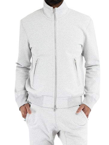 Terry Zip Track Jacket - REIGNING CHAMP