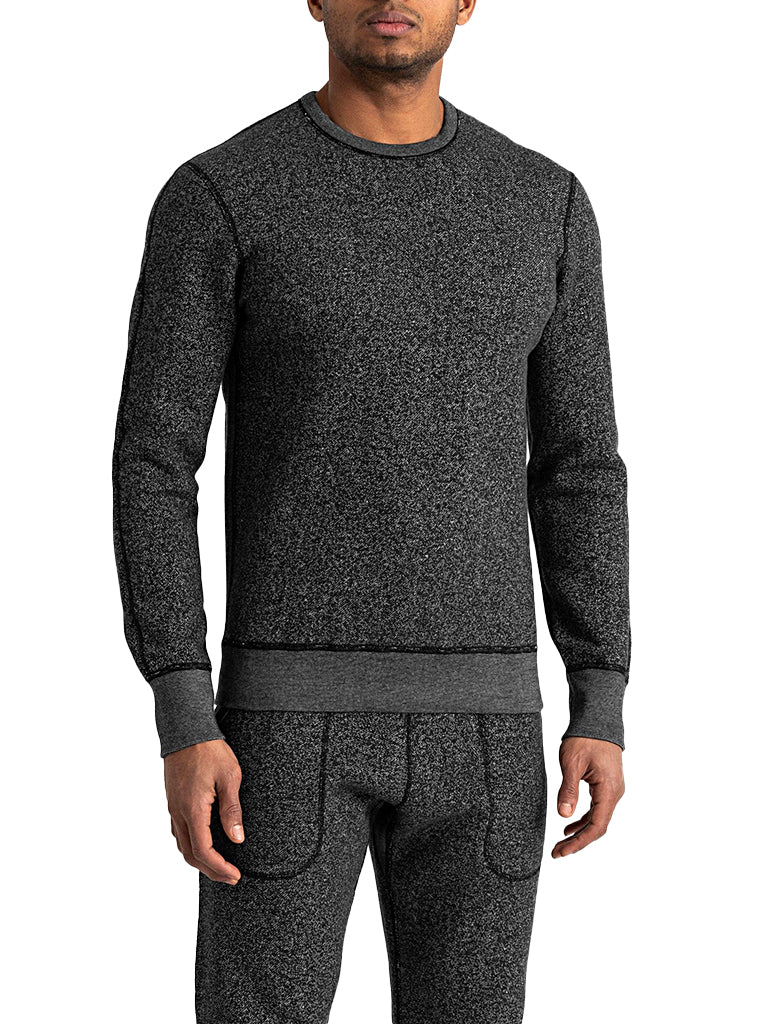 TIGER FLEECE CREWNECK - REIGNING CHAMP