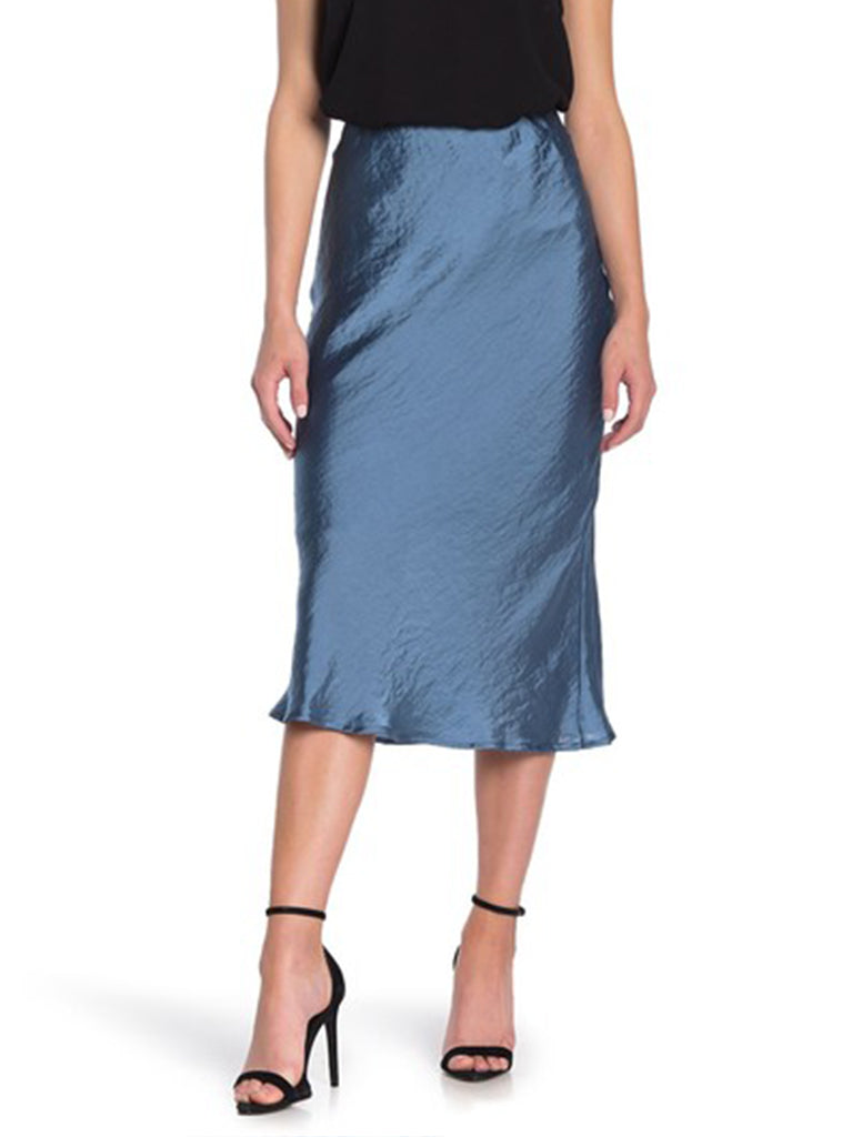 Satin Viscose Skirt - VELVET