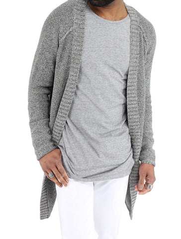 Fatty Knit Cardigan - TIGER JEANS