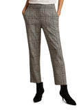 Ds Brenley Plaid Pants - VELVET