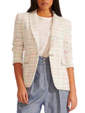 Cutaway Dickey Jacket - VERONICA BEARD